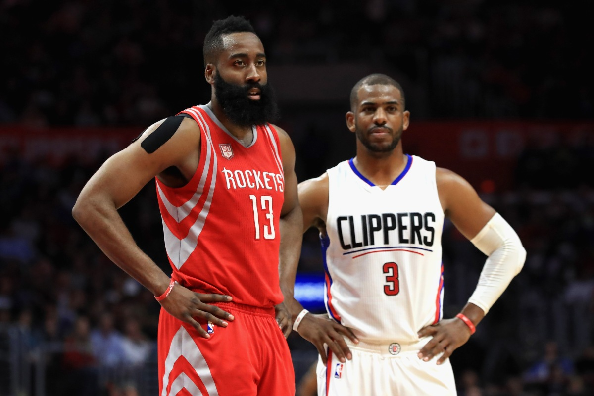 Houston Rockets 2017-18 Offseason and Preview