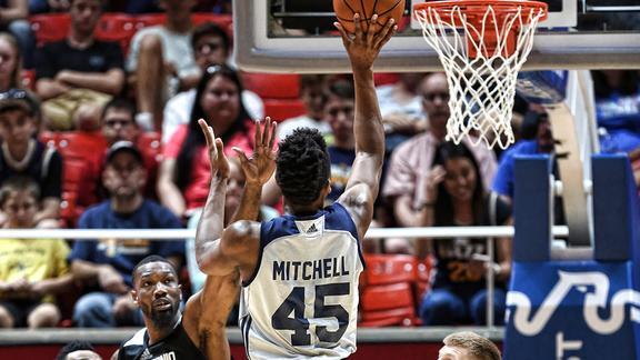 Utah Jazz 2017-18 Offseason andPreview